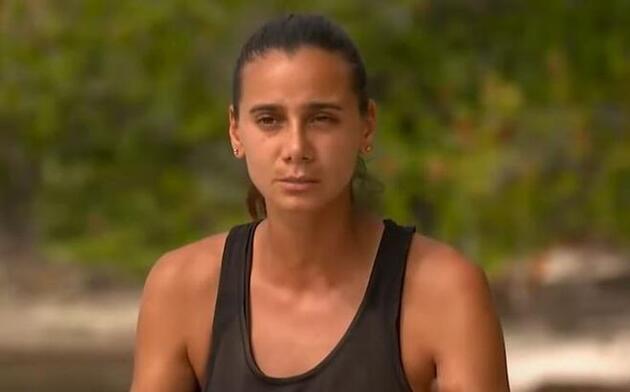 Survivor'dan elenen Melis Sezer duygularını ilk kez anlattı
