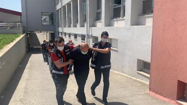 Şebeke lideri öğretmen, uzaktan eğitim sürecinde daha çok silah üretmiş