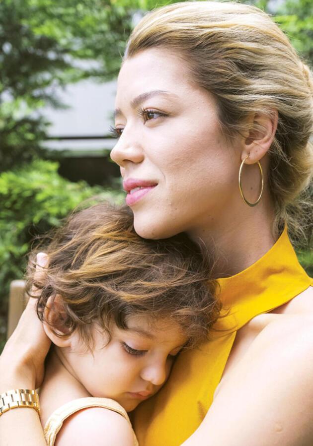 Feyza Aktan sessizliğini bozdu: Bugüne kadar oğlum için sustum
