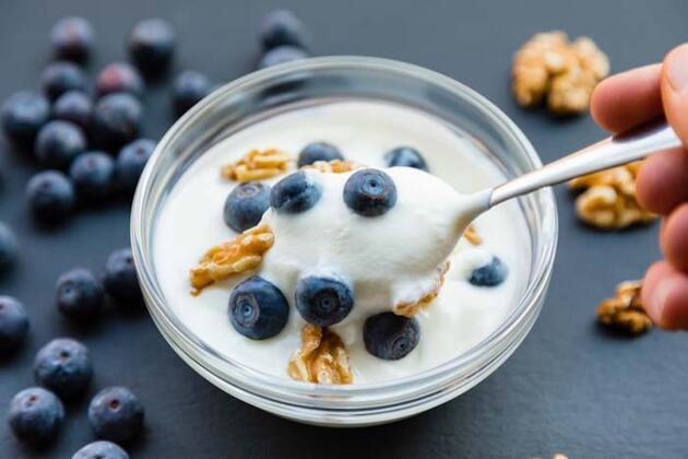Tatlıyı yoğurtla yerseniz etkisi inanılmaz! Tatlı tüketirken bu 8 kurala dikkat