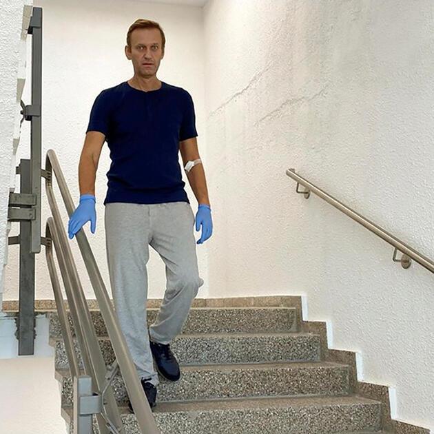 Rusya'da muhalif lider Navalny'in doktoru kayıplara karıştı