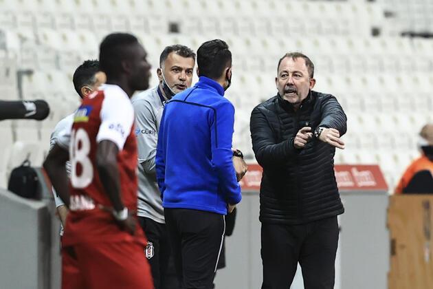 Beşiktaş kaybedince gözyaşlarını tutamadı