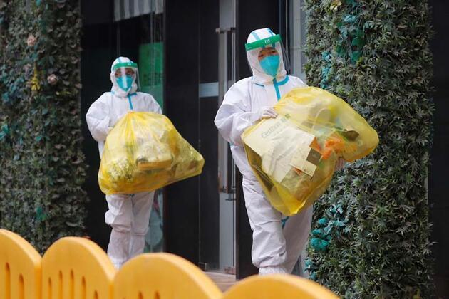 Dikkat çeken 'koronavirüsün kaynağı' araştırması: Laboratuvar işaret edildi