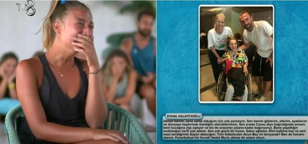 Survivor Aleyna Kalaycıoğlu'nun kardeşi Cansu Kalaycıoğlu kimdir? Cansu Kalaycıoğlu'na ne oldu, hastalığı ne?