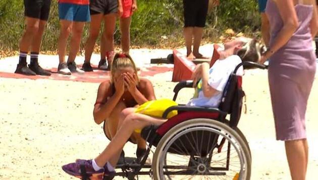 Yarışmacılar gözyaşlarına boğuldu! Survivor yeni bölüme damga vuran an