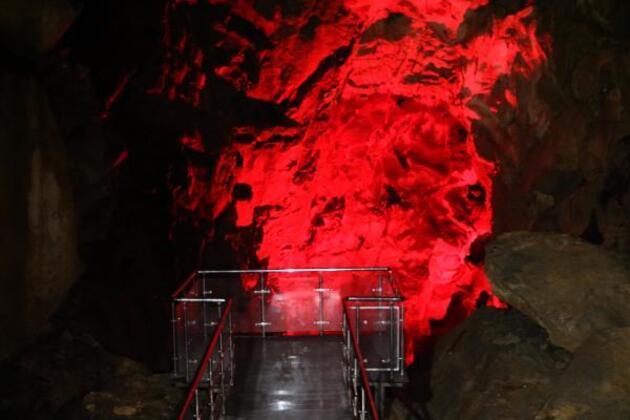 Türkiye'nin 10'uncu büyük mağarası 2 yıl sonra ziyarete açılıyor