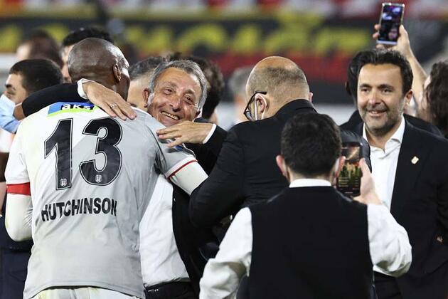 Son dakika... Beşiktaş, 16. şampiyonluğuna ulaştı! Sahada büyük coşku