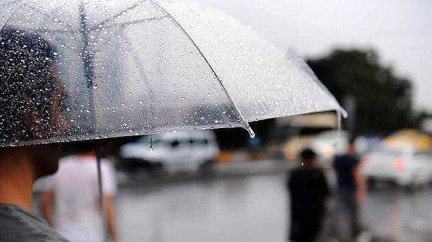 Son dakika... Meteoroloji'den sağanak uyarısı: 36 il için dikkat!