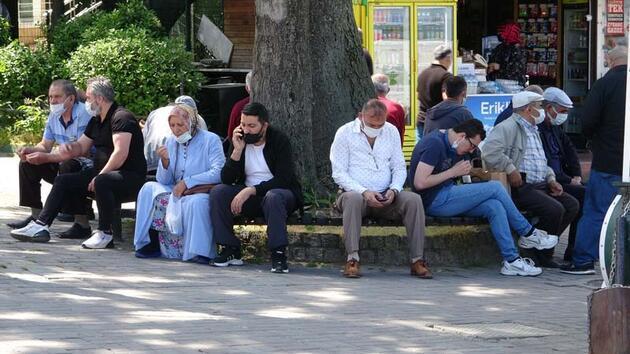 17 günlük kısıtlamanın ardından Bursa sokakları doldu taştı