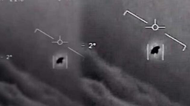 """ABD'de eski pilotlardan UFO itirafı: """"Elimizdeki veriler ile sınıflandıramadık"""""""
