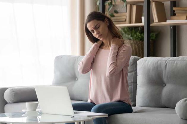 Boynunuzdaki ağrının nedeni fıtık olmayabilir