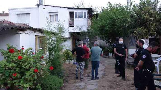 Gasbetmeye çalıştığı çiftin evine girdi, kapı kırılarak yakalandı