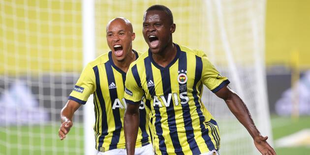 Son dakika... Fenerbahçeli Samatta için sürpriz teklif!