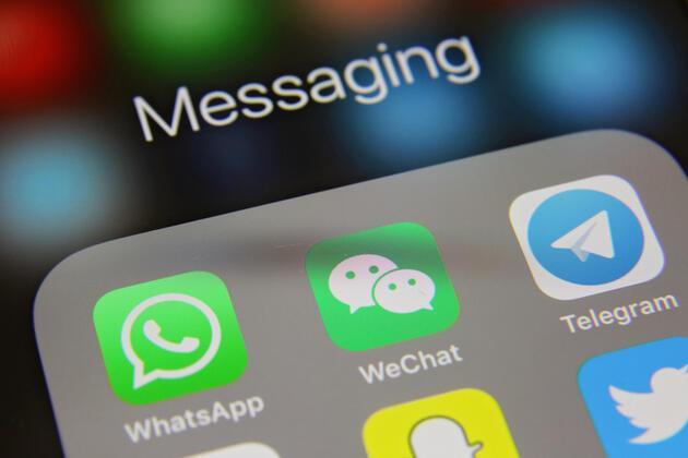 Almanya'da tartışmalı 'WhatsApp' yasasına onay: Şifreli yazışmalar okunabilecek