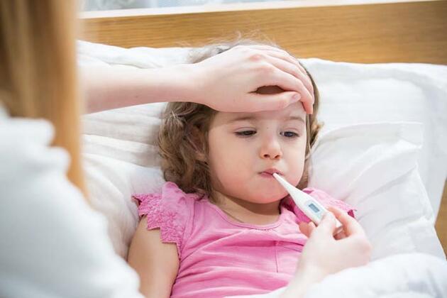 Çocuklarda bağışıklığı güçlendirmenin yolları