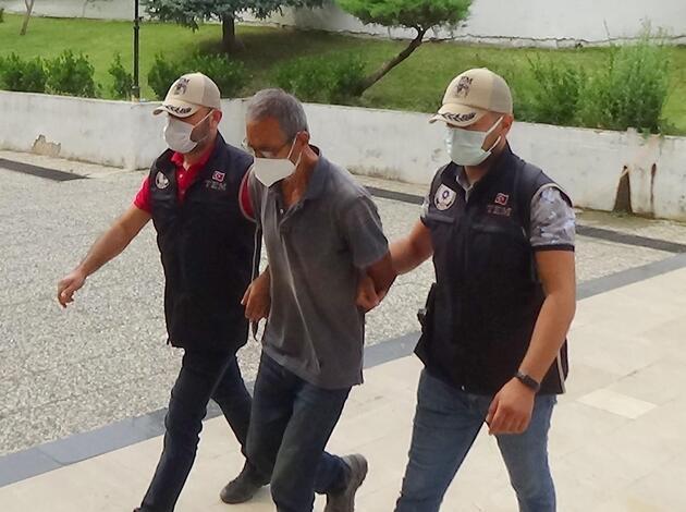 Kırmızı bültenle aranıyordu! Tutuklandı