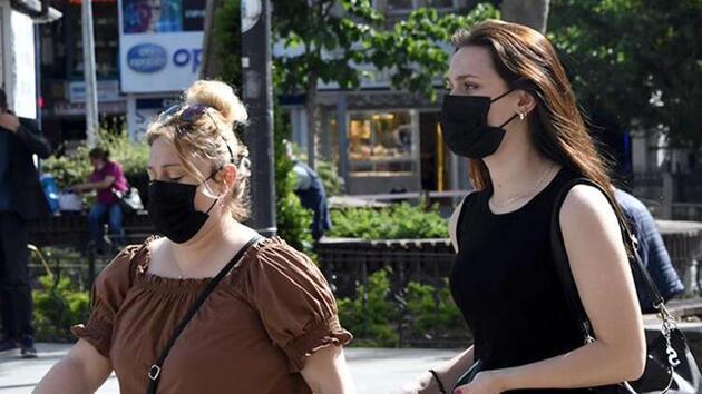 DSÖ'den maske açıklaması! Maske zorunluluğunu esneten ülkeler