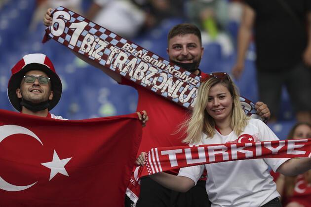 EURO 2020'nin güzelleri