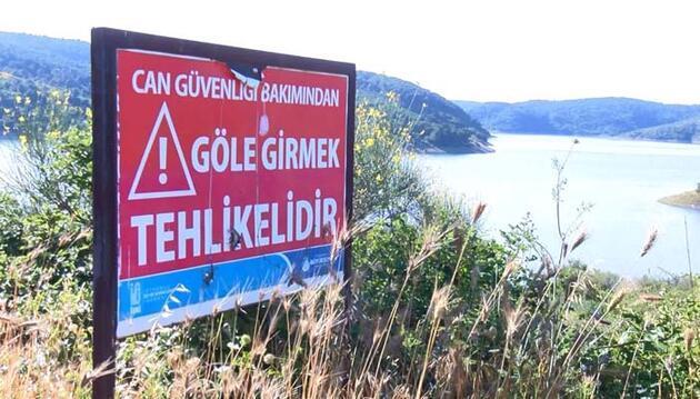 Boğulmaların yaşandığı Alibeyköy Barajı'nda kısıtlamada yüzenlere ceza
