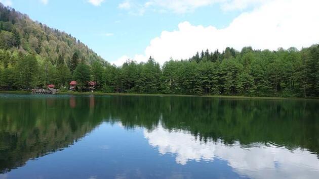 'Saklı cennet' Artvin eşsiz doğasıyla ziyaretçilerini bekliyor