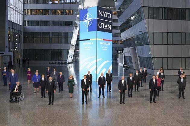 Son dakika… Dünyanın kalbi Brüksel'de attı! A'dan Z'ye NATO Zirvesi