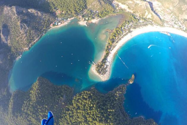 Turizmin kalbinin attığı Fethiye