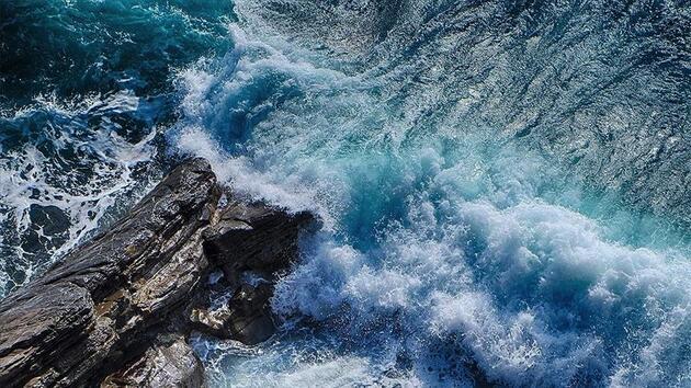 """Okyanuslardaki """"metan yiyen mikroplar"""" dünyanın sıcaklığını dengeliyor"""
