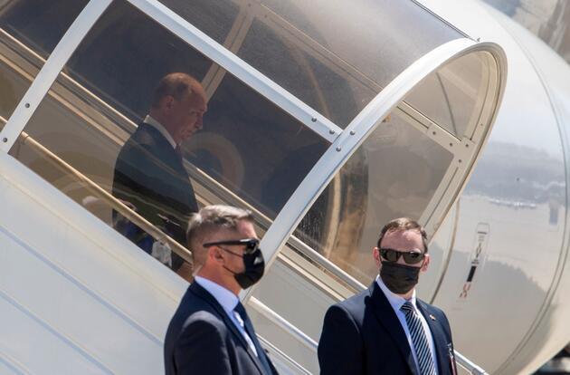 Son dakika... Dünyanın kilitlendiği zirve: Putin - Biden görüşmesi sona erdi