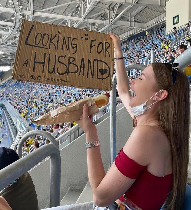 EURO 2020'de eş arıyor