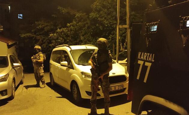 İstanbul merkezli DEAŞ operasyonu: 32 kişi gözaltına alındı