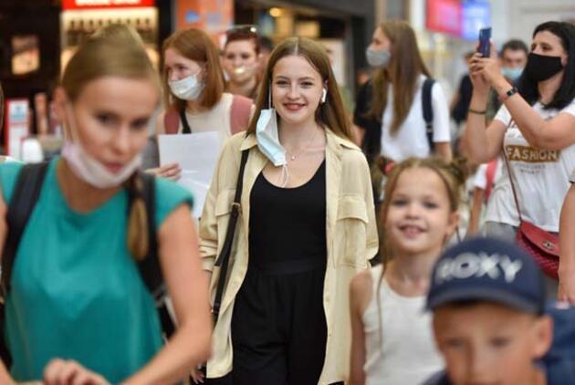 Ruslar, hava trafiğini yüzde 45 artırdı