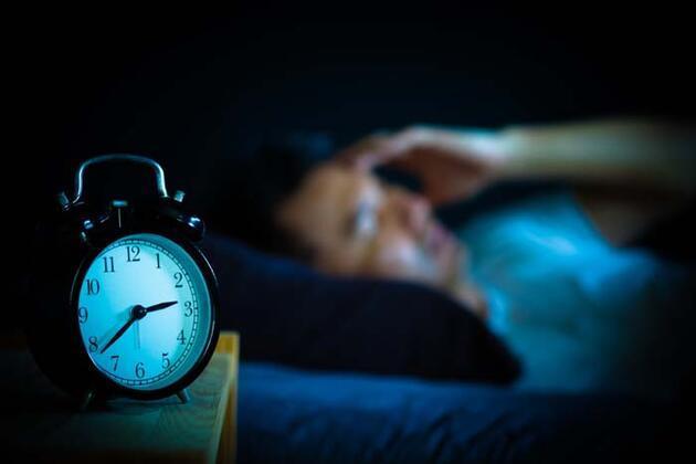 6 saatten az uyku kanseri tetikliyor! İşte iyi bir uyku için 10 ipucu