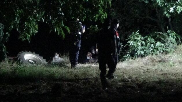 Çanakkale'de devrilen traktörün sürücüsü öldü