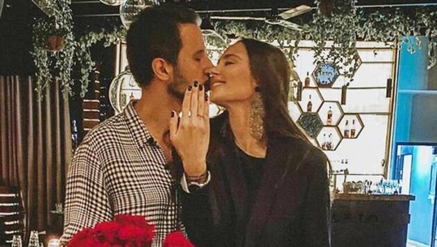 Tuan Tunalı ve sevgilisinden evlilik açıklaması