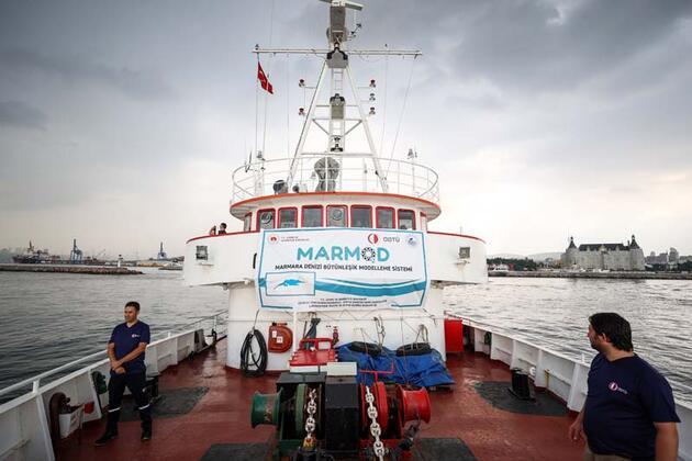 """ODTÜ'den Marmara'da """"derin"""" inceleme"""