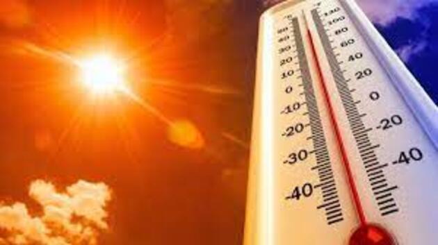 Son dakika: Avrupa rekor sıcaklıkla kavrulurken Meteoroloji'den flaş uyarı geldi