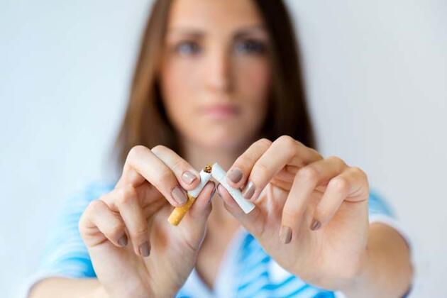 Sigarayı bırakınca vücutta neler oluyor? İşte ilk 20. dakikadan 15. yıla vücuttaki o değişim...