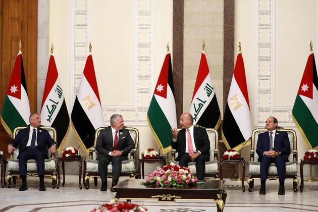 Son dakika... Tarihi zirve! 31 yıl sonra Bağdat'ta