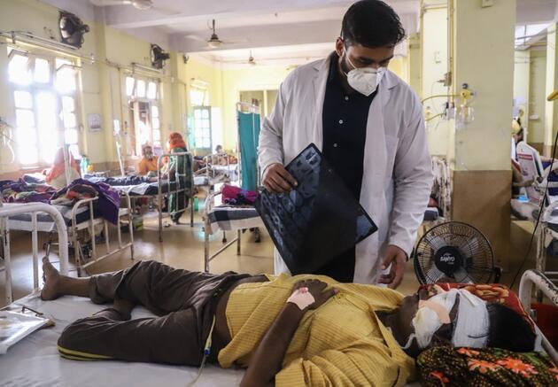 COVID-19 sonrası Hindistan'da yeni salgın: Vaka sayısı 40 bini aştı