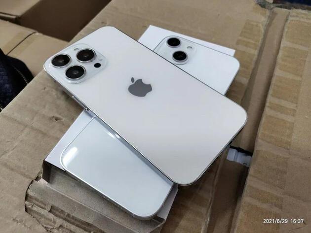 Merakla bekliyordu! iPhone 13'ün en net görüntüsü ortaya çıktı