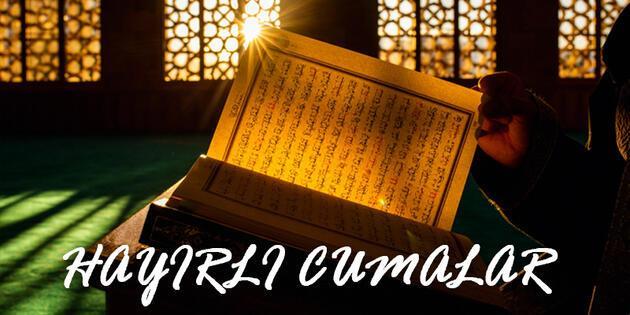 CUMA MESAJLARI   Resimli, 2021 yeni, en güzel anlamlı cuma mesajı ve ayetli cuma sözleri