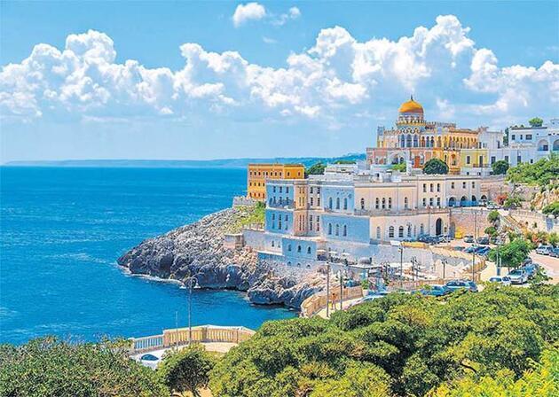 Hareketli İtalya'nın en sakin şehri: Lecce! Burak Akkul yazdı...