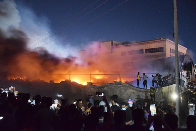 """Irak'taki kabustan yeni detaylar! """"Yangın söndürme cihazı bile yok"""""""