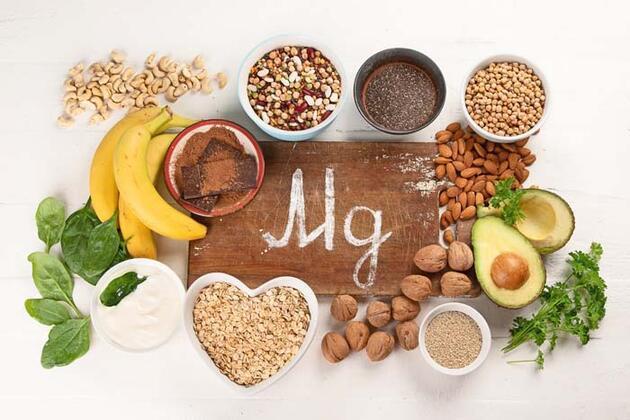 Magnezyumun kemikten kalbe 5 faydası! İşte magnezyum deposu 14 süper besin