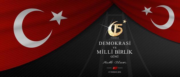 15 TEMMUZ MESAJLARI | Anlamlı 15 Temmuz sözleri, resmi ve görselleri, Demokrasi ve Milli Birlik Günü mesajı