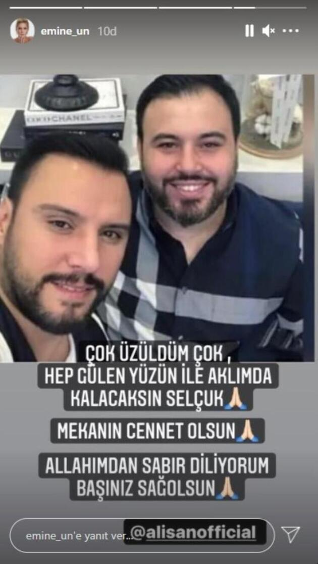 Alişan'ın kardeşi Selçuk Tektaş'ın ölümü sanat camiasını yasa boğdu!