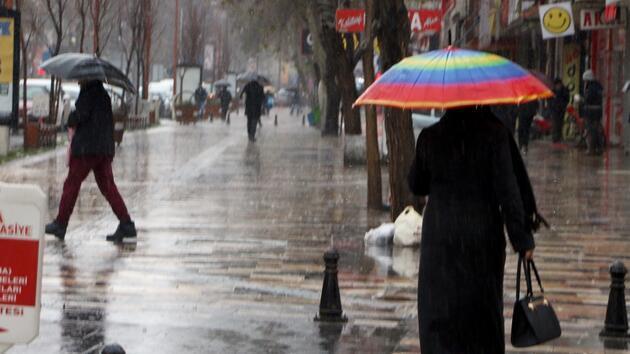AFAD ve Meteoroloji'den kuvvetli yağış uyarısı: İstanbul ve 6 ilde etkili olacak