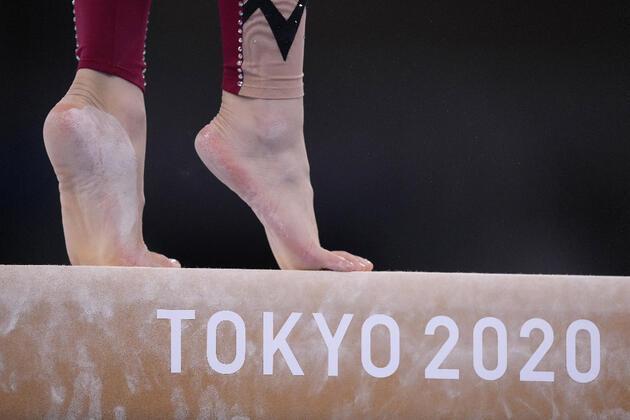 Tokyo Olimpiyat Oyunları'ndan enfes fotoğraflar