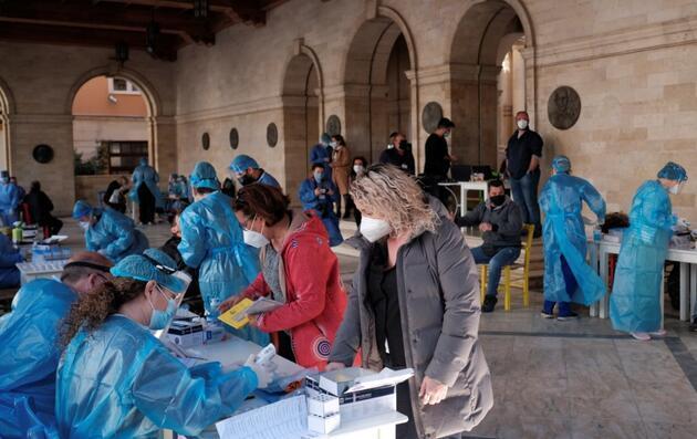 Avrupa aşı hedefini tutturdu: Avrupa'da aşıda başı çeken ülkeler açıklandı