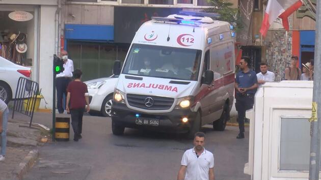 Dumanlar İstanbul'dan yükseldi! Ekipler müdahale etti